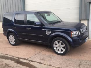 Land Rover Discovery Commercial SDV6, 03/2012, 81,000 miles