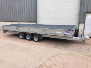 Ifor Williams LM206 trailer, NEW