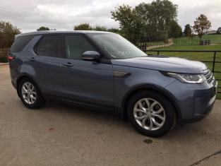 Land Rover Discovery Commercial TD6, 10/2018, 41,270 miles