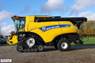 New Holland CR9.90 5TS