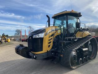 T3001824 - 2015 Challenger MT775E Tracked Tractor
