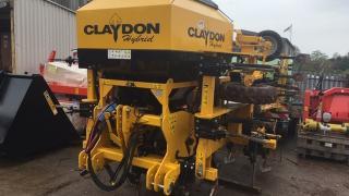 Claydon 4m Hybrid Strip Till Drill