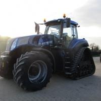NEW HOLLAND BLUE POWER T8.435 AUTO COMMAND