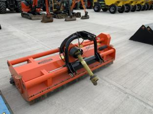 Perfect KW245 Hydraulic Offset Flail