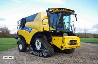 New Holland CR8.80 ST5