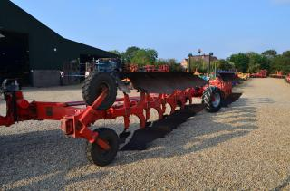 GREGOIRE BESSON SPEL9 9F (5+4) WAGON PLOUGH FOR SALE