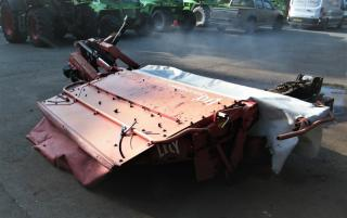Used Lely 240 LC mower conditioner