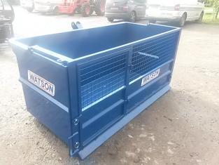 WALTER WATSON Stock Box