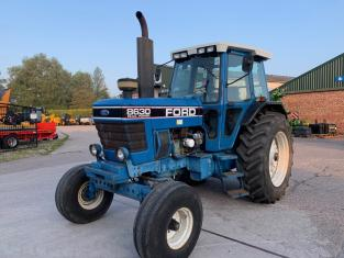 1994 FORD 8630