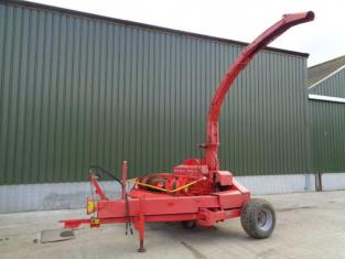 Pottinger Mex 6 Trailed Forager *Video Below*