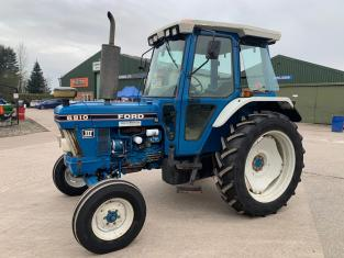 1990 FORD 6810 2wd