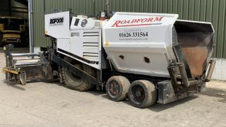 BGP 308 Asphalt Paver *Video Below*