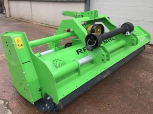 Razorback RK280DS flail topper