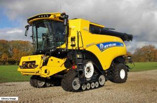 New Holland CR9.90 ST5