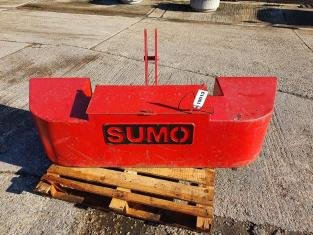 SUMO 1 TONNE FRONT WEIGHT BLOCK