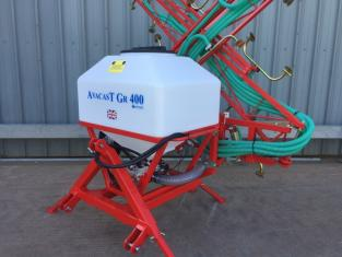 Techneat Avacast Mounted GR400 applicator, NEW