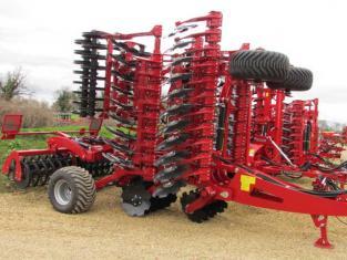 PROFORGE INVERTAMAX PRO 6 metre Heavy Short-Disc, Speed-Disc Harrow Cultivator, New