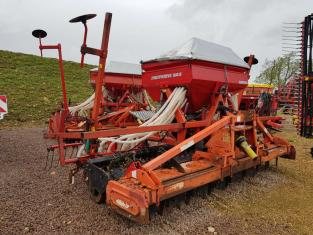 Maschio DM Accord DA-S 4m Combination, Suffolk Coulter (ceramic tipped), vertical markers