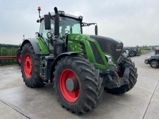 LW516871 2020 Fendt 933 Reverse Drive 4WD Tractor
