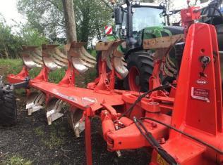 TB000091 - 2020 Kuhn 5F MM153 Mounted Plough