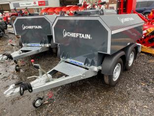 2M039034 New 2021 Chieftain 1000l Fuel Bowser