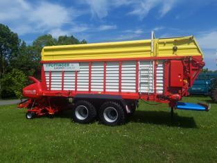 Used Pottinger Europrofi 5010D Combiline Forage Wagon