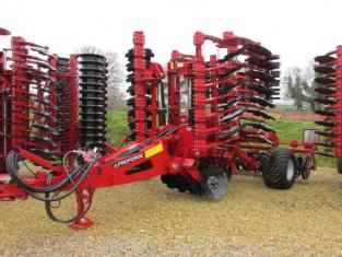PROFORGE INVERTAMAX PRO 5 metre Heavy Short-Disc, Speed-Disc Harrow Cultivator, New - Be Quick! Only