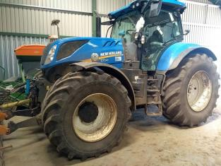 New Holland T7.260PCSW