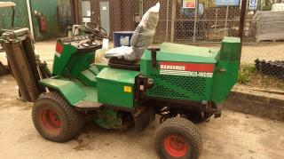 Ransomes M220-M28 4WD