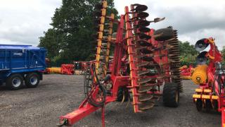 DM000052 - 2013 Vaderstad TD700 Trailed Cultivator
