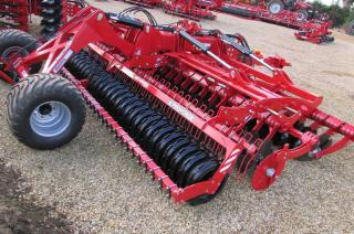 PROFORGE INVERTAMAX 6 metre Heavy Short-Disc, Speed-Disc Harrow Cultivator, New, Be Quick ! - Only 1