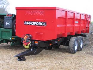 PROFORGE ACE 16 Tonne Grain Trailer, NEW, Hyd Door, Sprung Drawbar