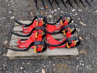 T226231B  2020 Pair of Vaderstad Track Eradicators