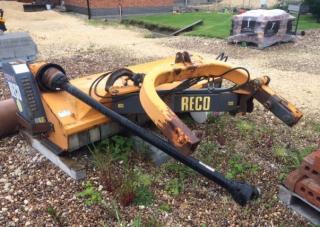 T4009738 2006 Reco Ferri ZL20 LOE Flail Mower