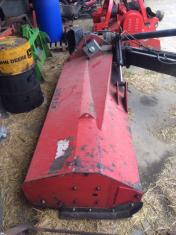 T4009741 2009 Stripe SMI EE220F Flail Mower