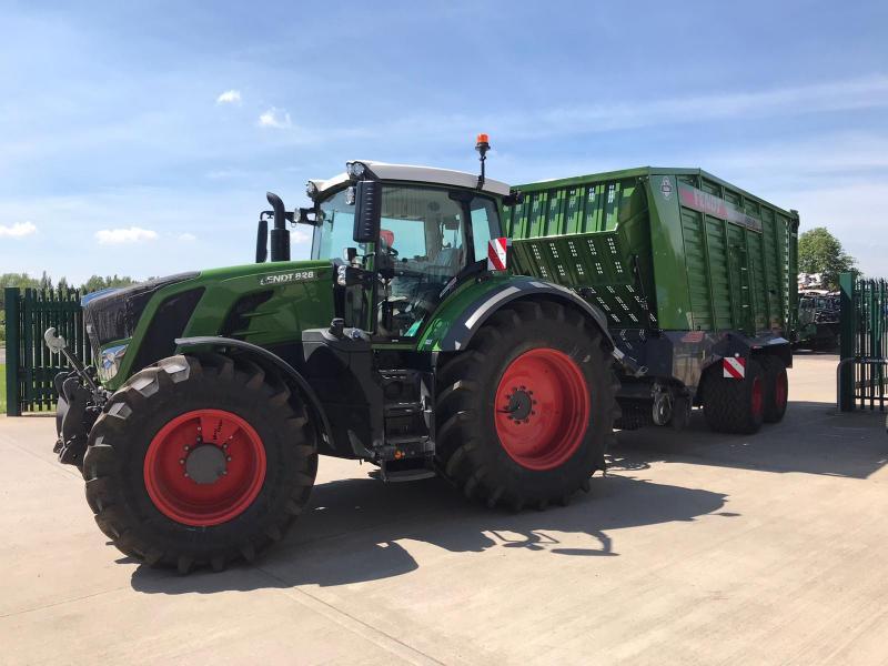 MA000671 New 2021 Fendt Tigo 60 PR Forage Wagon