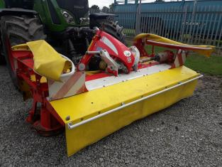 Used Pottinger Novacat 301 Front Mounted Mower