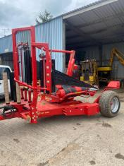 Vicon BW2600 Trailed Bale Wrapper