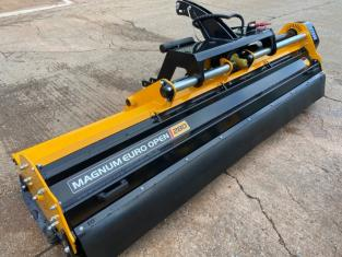 McConnel Magnum Euro Open 280 flail topper, NEW