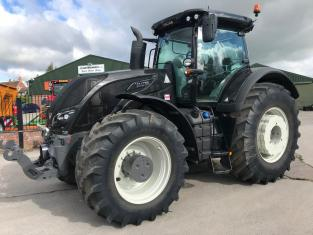 2019 VALTRA S394 SMART TOUCH
