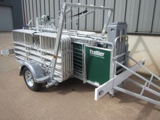 Prattley 10ft mobile sheep yard, NEW