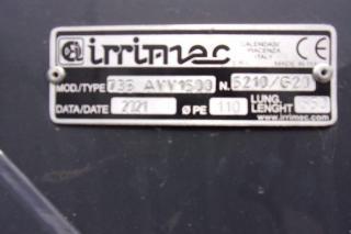 Irrimec - ELITE 735 IRRIGATOR