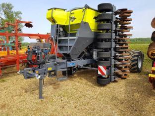 SKY EasyDrill W6020 Fertisem HD Pro I Grain&Fertiliser Direct Drill 6 metre , Year 2020, 380 hectare