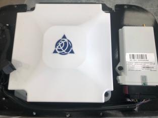 VB685536 New Valtra Guide Submetre Trimble System
