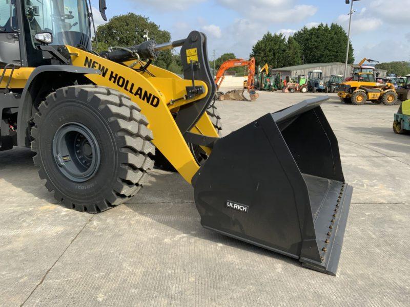 New Holland W190D *UNUSED* Wheeled Loading Shovel