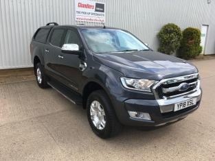 2M039153 2018 Ford Ranger 4WD DC 2.2 Limited 2