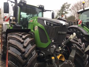 8M003620 - 2020 Fendt 942 Vario Gen 6 4WD Tractor