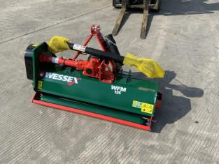 Wessex WFM 125 *UNUSED* Compact Flail (ST11149)