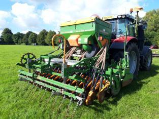 Amazone Combination Seed Drill