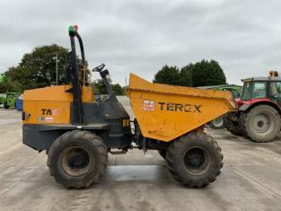 Terex TA9 9 Tonne Straight Tip Dumper (ST11071)